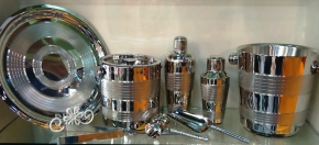Stainless Steel Barware Collection