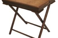 Wooden Folding Bar Table