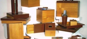 Teakwood & Leather Collection