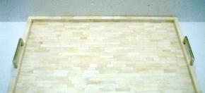 Cowbone Mosaic Trays
