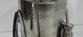 Cast Aluminum Wine Chiller