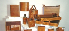 Harness Leather Collection