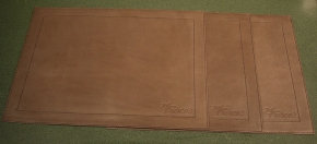 Del Frisco Leather Placemats